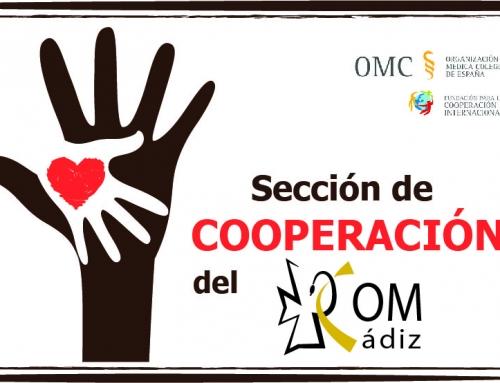 La sección de Cooperación del COMCÁDIZ adquiere plena identidad