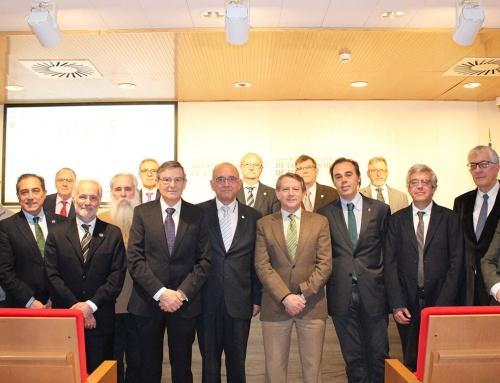 Los nuevos miembros de la Comisión Central de Deontología del CGCOM toman posesión de sus cargos