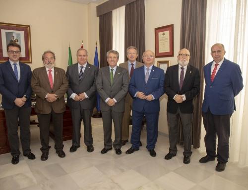 La nueva junta directiva del Consejo Andaluz de Colegios de Médicos tomará posesión de sus cargos en Jaén