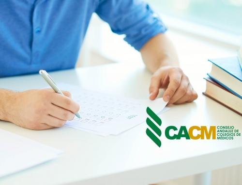 El Consejo Andaluz de Colegios de Médicos solicita más claridad y seguridad jurídica en la Oferta Pública de Empleo (OPE)